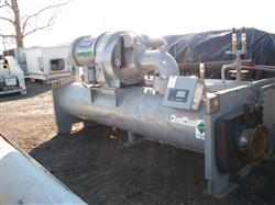 Image 300 Ton CARRIER Hermetic Centrifugal Liquid Type Chiller 338006