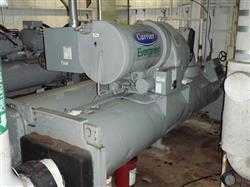 Image 300 Ton CARRIER Hermetic Centrifugal Liquid Type Chiller 338007