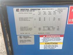 Image 250HP CLEAVER BROOKS CB/200250125 Packaged Firetube Hot Water Boiler 1397588
