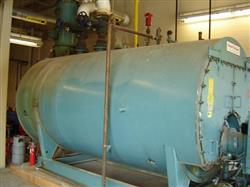 Image 250HP CLEAVER BROOKS CB/200250125 Packaged Firetube Hot Water Boiler 338032