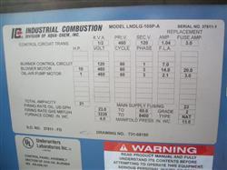 Image 250HP CLEAVER BROOKS CB/200250125 Packaged Firetube Hot Water Boiler 633976
