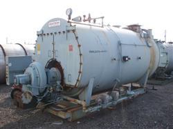 Image 250HP CLEAVER BROOKS CB/200250125 Packaged Firetube Hot Water Boiler 633978