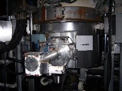 47 sf COGEIM Agitated Jacketed Vacuum Hastelloy Pan Dryer