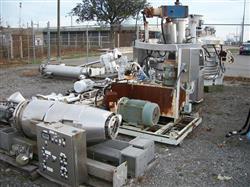 Image 410 Gallon COGEIM EV1500 Hastelloy C-22 Pan Dryer 338040