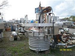 Image 410 Gallon COGEIM EV1500 Hastelloy C-22 Pan Dryer 526013