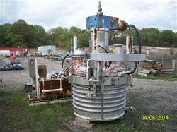 Image 410 Gallon COGEIM EV1500 Hastelloy C-22 Pan Dryer 526014