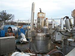 Image 410 Gallons COGEIM EV1500 Hastelloy Pan Dryer 338047