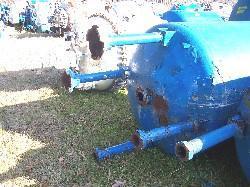 Image 500 Gallon GLASCOTE Glass Lined Storage Tank 338225