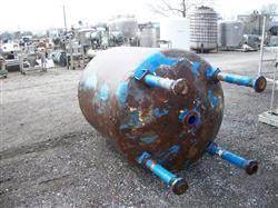 Image 500 Gallon GLASCOTE Glass Lined Storage Tank 633436