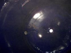 Image 500 Gallon GLASCOTE Glass Lined Storage Tank 633441