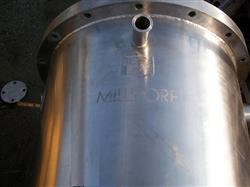 123506 - MILLIPORE 304 Stainless Steel Cartridge Filter