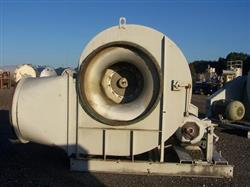 123530 - 150 HP NEW YORK BLOWER CO. W-6148-110 Acousta Foil Blower