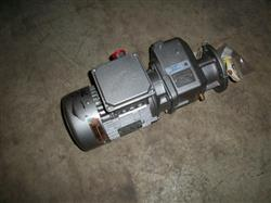 123533 - 1 HP NORD SK 12F-80L/4 CUS Gear Reducer