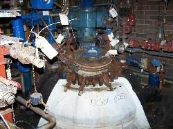 Image 1000 Gallon PFAUDLER RA-60-1000-JCW Glass Lined Reactor 338644