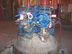Image 1000 Gallon PFAUDLER RA-60-1000- HPJCWVA Glass Lined Reactor 338665
