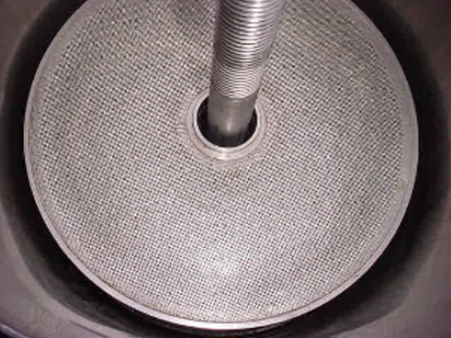Image ERTELALSOP 7 Screen Stainless Steel Filter Horizontal Leaf 338793