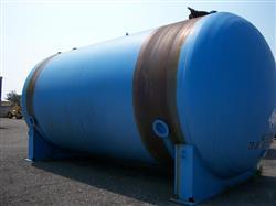 Image 24000 Gallon PFAUDLER C11 Horizontal Glass Lined Chemstor Tank 339087