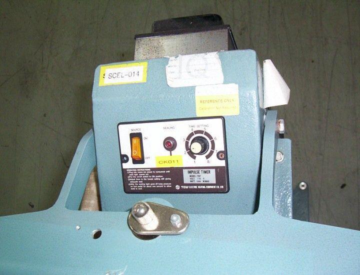 Image TEW Model TISF Electric Band Sealer 339244