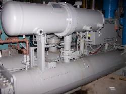 150 Ton YORK Rotary Screw Compressor Chiller
