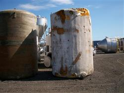 Image 3000 Gallon Vertical Foam Covered Poly Tank 339587