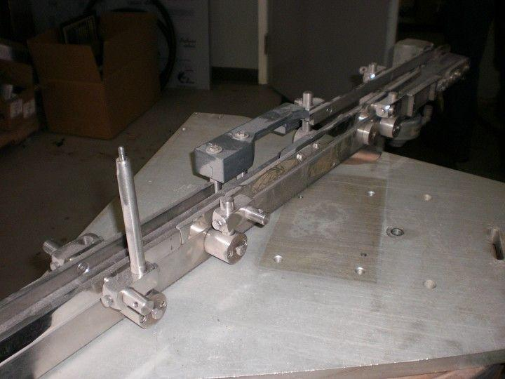Image Stainless Steel Conveyor - 1.5in X 100in 339643