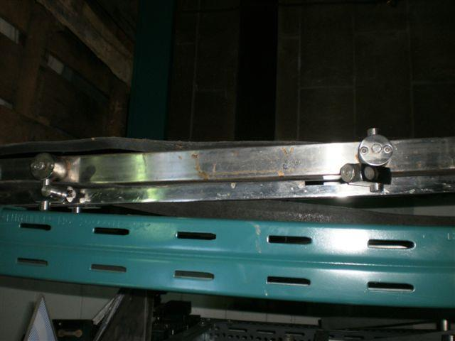 Image Stainless Steel Conveyor - 1.5in X 100in 451780