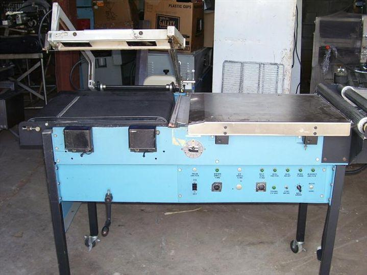 "BESELER 17"" x 20""  L-Bar Sealer"
