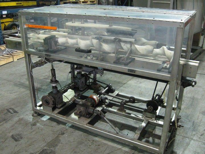 ZEPF ZC2-1 Series B Bottle Combining Conveyor