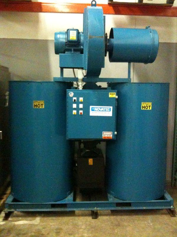 NOVATEC NPD-600 Desiccant Bed Dryer