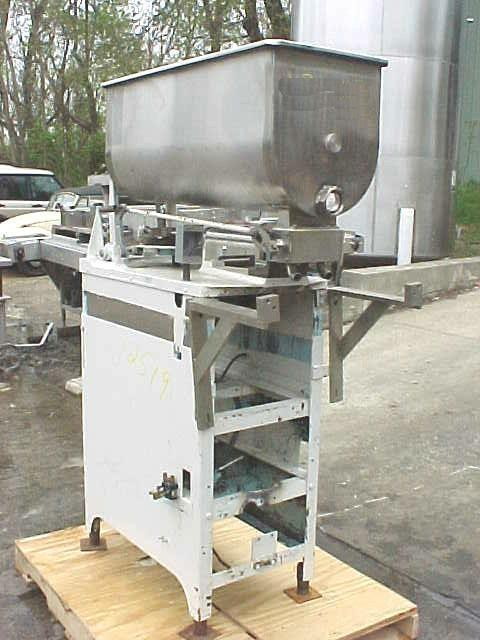 SIMPLEX Twin Piston Filler
