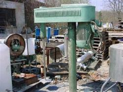 124343 - 15 HP HOCKMEYER Variable Speed Disperser
