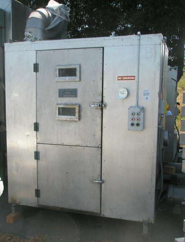 """PROCTOR SCHWARTZ S/S Tray Dryer, 30"""" X 44"""" X 40"""""""
