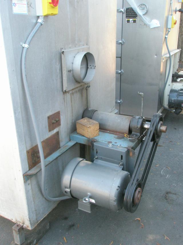 """Image PROCTOR SCHWARTZ S/S Tray Dryer, 30"""" X 44"""" X 40"""" 340005"""