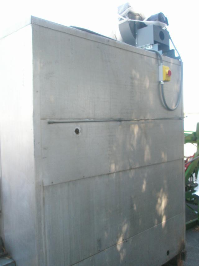 """Image PROCTOR SCHWARTZ S/S Tray Dryer, 30"""" X 44"""" X 40"""" 340006"""