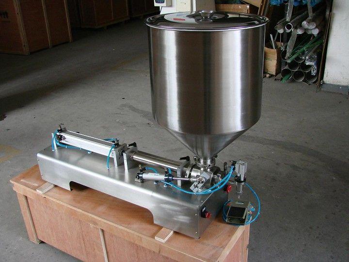 Image Single Nozzle Filler Cream Filler 500-5000ml 340152