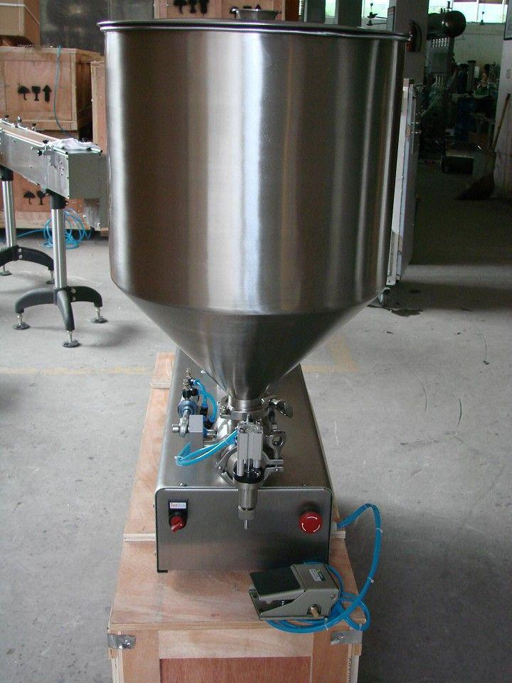 Image Single Nozzle Filler Cream Filler 500-5000ml 340153