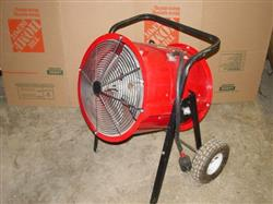 Image MARLEY Portable Electric Blower Heater, 15KW 340297