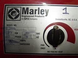 Image MARLEY Portable Electric Blower Heater, 15KW 340298