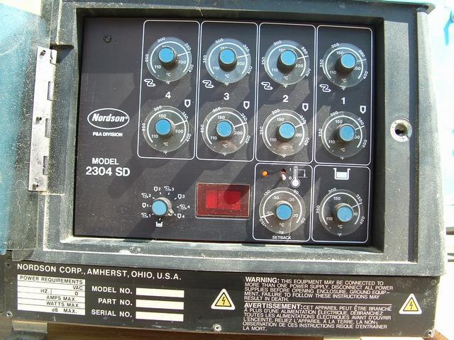 Image NORDSON Hot Glue Machine 340677