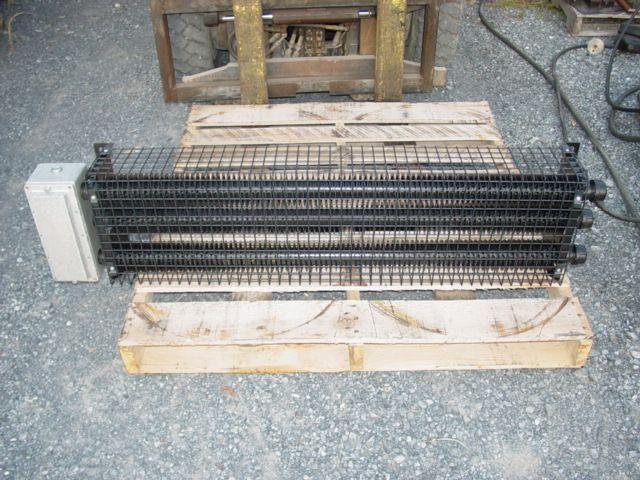 CHROMALOX XP Heater 3000W, Never Used