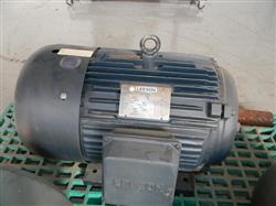 Image 30 HP LEESON Electric Motor 340812