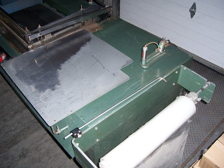 WELDOTRON Model 5202A L-Bar Sealing Machine