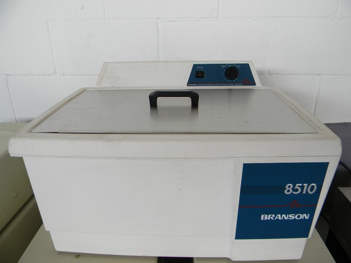 Image BRANSON 8510 Tabletop Ultrasonic Cleaner 379481
