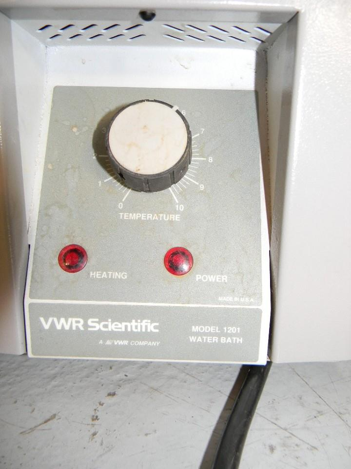 VWR SCIENTIFIC Model 1201 W - 126911 For Sale Used