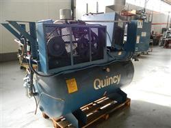 Image 5 HP QUINCY Air Compressor 341525
