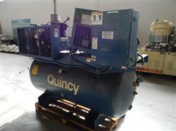 Image 5 HP QUINCY Air Compressor 341526