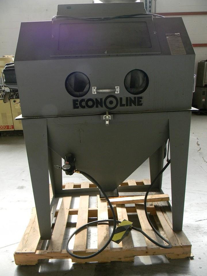 Econoline Sandblaster 127033 For Sale Used