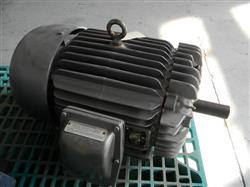 Image 20 HP Motor, UL Listed 341536