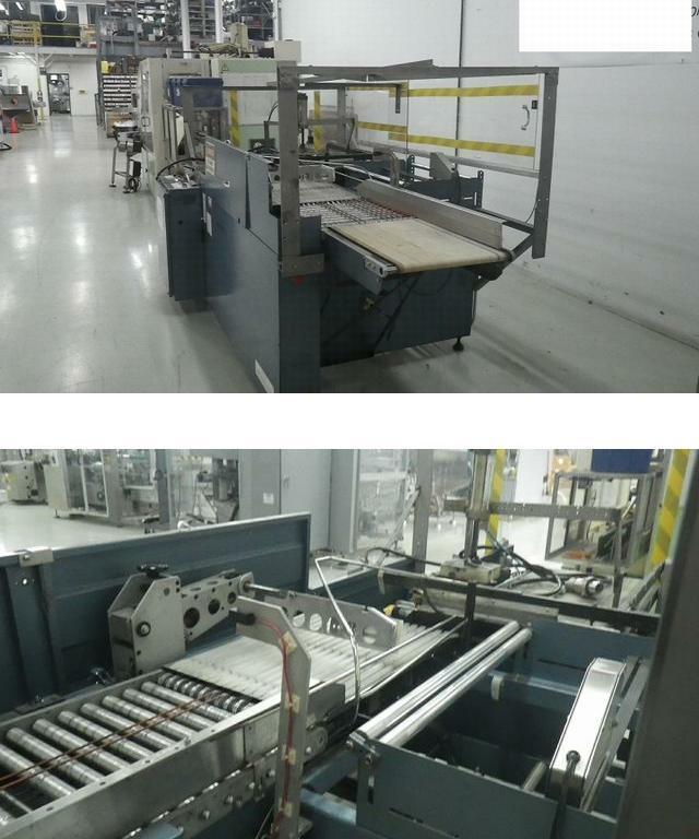 "Image RBS Model IALS 20"" x 20"" Automatic Shrink Wrapper 341704"