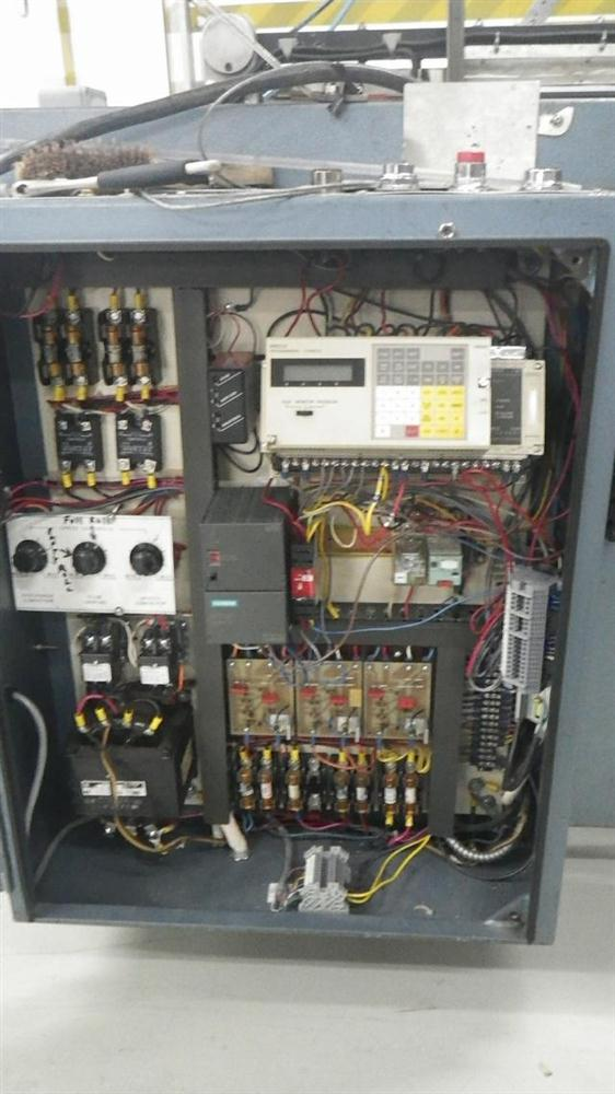 "Image RBS Model IALS 20"" x 20"" Automatic Shrink Wrapper 341706"